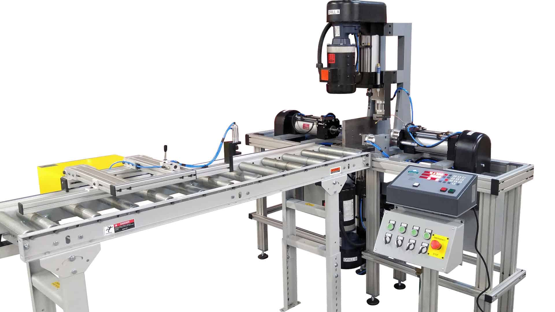 KDP - Automatic Drilling System