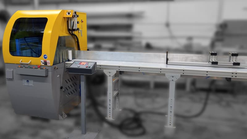 PD100 – Auto Stop / Pusher System
